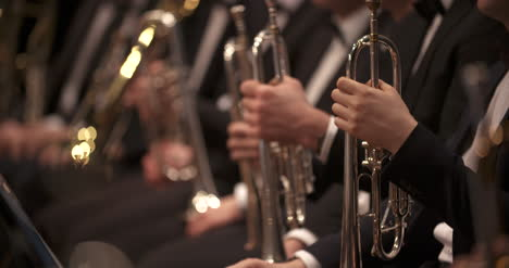 Musician-Playing-Trumpet-At-Concert-3
