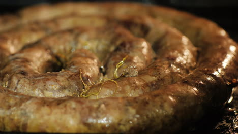 Homemade-Sausage-Roasting-In-Oven-05