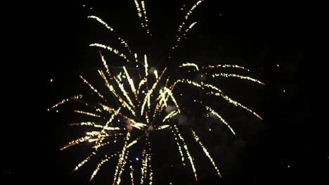 Fireworks-At-The-Beginning-Of-The-New-Year-In-Black-Night-2