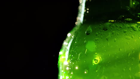 Drops-Of-Water-On-A-Cold-Bottle-With-A-Soft-Drink-To-Satisfy-The-Summer-Thirst-For-A-Concept-4K-Vide