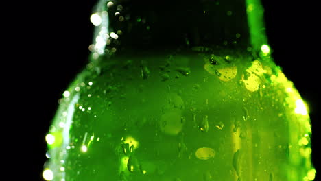 Bottle-Of-Cold-Soft-Drink-Condensate-Drops-On-Glass-4K-Video