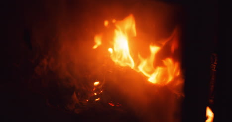 Fire-Flame-Burning-A-Bonfire-Or-Fireplace-At-Home-6