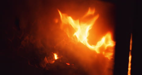 Fire-Flame-Burning-A-Bonfire-Or-Fireplace-At-Home-7