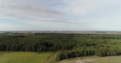 Vista-Aérea-View-Of-Agricultural-Fields-And-Forest-1