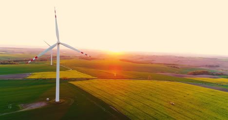 Aerial-View-Of-Windmills-Farm-Power-Energy-Production-2
