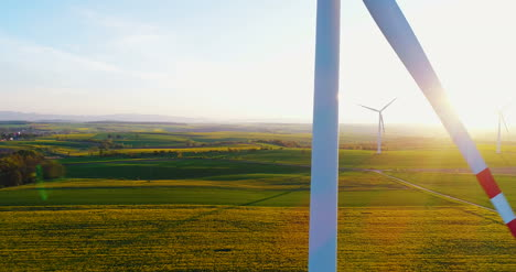 Windmills-Close-Up-Aerial