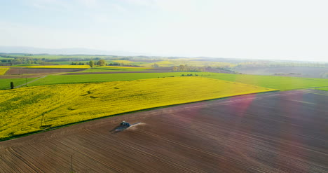Aerial-View-Agricultural-Farming-Land-Growing-Vegetable-Crops-1