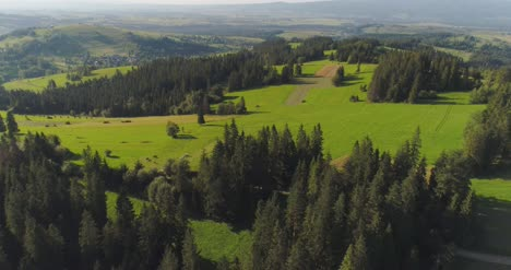 Flying-Over-The-Beautiful-Forest-Trees-Landscape-Panorama-24