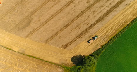 Combine-Harvester-Gathers-The-Wheat-Crop-1