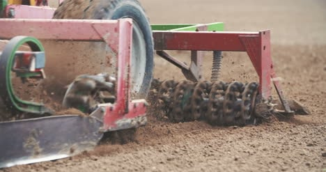 Agricultural-Tractor-Sowing-Field