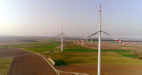 Aerial-View-Of-Windmills-Farm-Power-Energy-Production-14