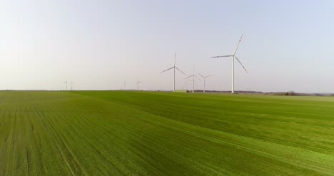 Aerial-View-Of-Windmills-Farm-Power-Energy-Production-16