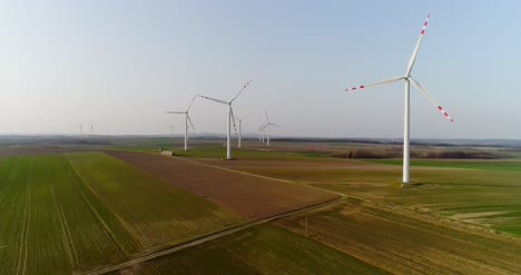 Aerial-View-Of-Windmills-Farm-Power-Energy-Production-19