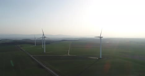 Aerial-View-Of-Windmills-Farm-Power-Energy-Production-21