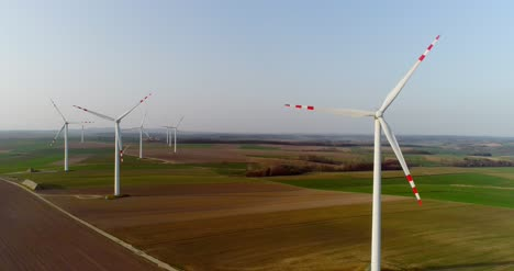 Aerial-View-Of-Windmills-Farm-Power-Energy-Production-25