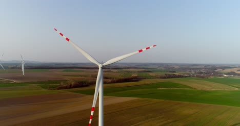 Aerial-View-Of-Windmills-Farm-Power-Energy-Production-26