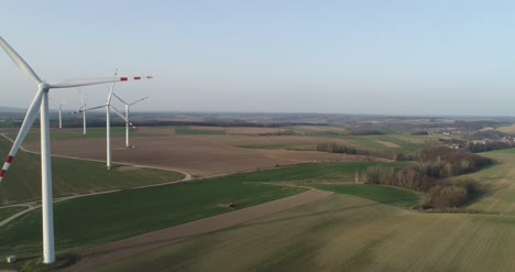Aerial-View-Of-Windmills-Farm-Power-Energy-Production-29