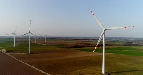 Aerial-View-Of-Windmills-Farm-Power-Energy-Production-40