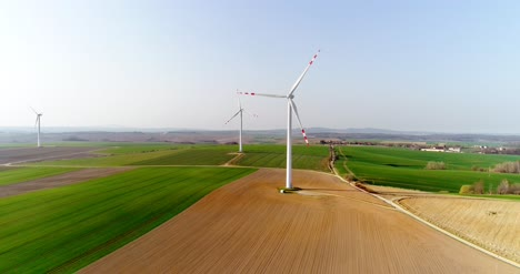 Aerial-View-Of-Windmills-Farm-Power-Energy-Production-61