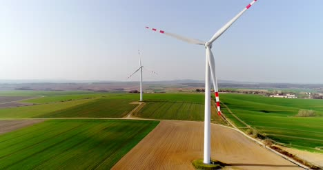 Aerial-View-Of-Windmills-Farm-Power-Energy-Production-62