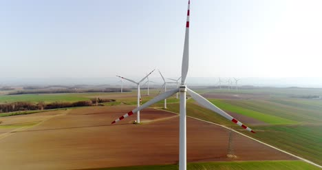 Aerial-View-Of-Windmills-Farm-Power-Energy-Production-63