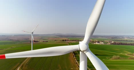 Aerial-View-Of-Windmills-Farm-Power-Energy-Production-64