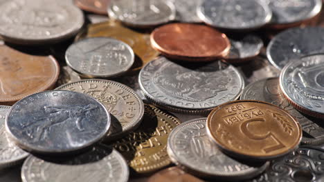 A-Set-Of-Coins-From-Around-The-World