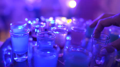 Bartender-Pouring-Drink-(Party-Background)