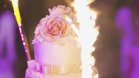 Close-Up-Of-Wedding-Cake-At-Reception-3