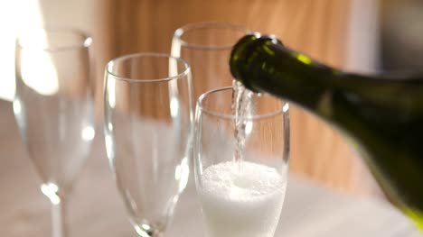 Pouring-Champagne-Into-Glases-Wedding-Reception-2