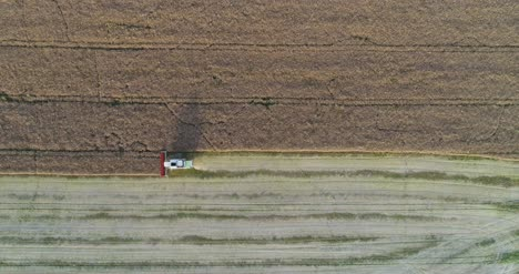 Machinery-Harvesting-Crops-On-Field-6