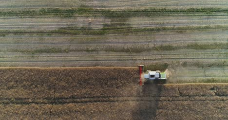 Machinery-Harvesting-Crops-On-Field-8