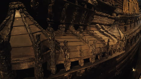 Vasa-s-Medieval-Sailboat-In-The-Museum-An-Amazing-Ship-That-Has-Survived-To-Our-Days-Raised-From-The