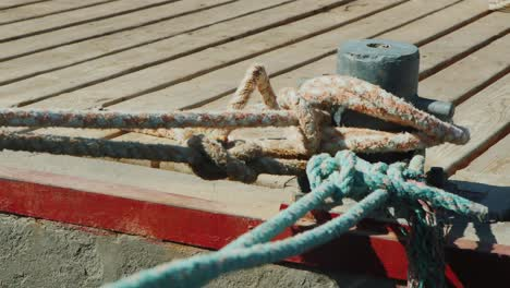 Mooring-Ropes-And-Mooring