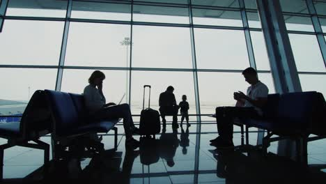 People-In-Airport-Terminal