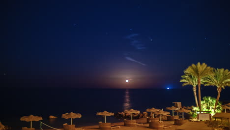 Moonrise-Over-The-Tropical-Coast-Meteorite-Falls