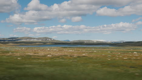 Drive-Along-The-Famous-Hardangervidda-Plateau-In-Norway-The-Beautiful-And-Harsh-Nature-Of-Scandinavi