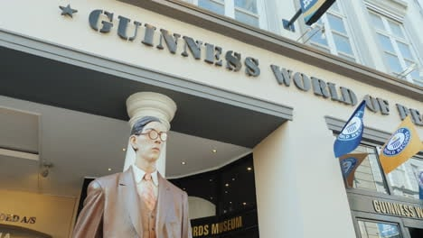 Entry-To-The-Guinness-Book-Museum-In-Copenhagen