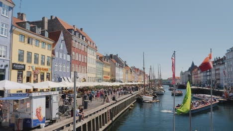 Nyhavn-Is-A-Port-Of-The-17th-Century-A-Canal-And-A-Resting-Place-In-Copenhagen-Denmark