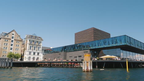 View-Of-One-Of-The-City-s-Modern-Theater-From-The-Excursion-Ship-Cruise-Through-The-Canals-Of-Copenh