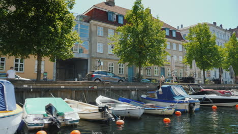 View-From-The-Sightseeing-Boat-That-Sails-Through-The-Canals-Of-Copenhagen