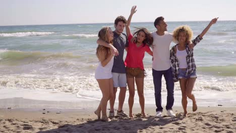 Young-People-On-The-Beach