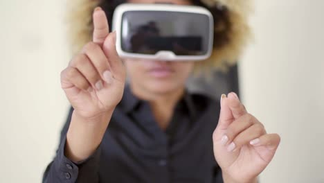 Working-In-Virtual-Reality