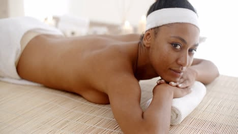 Woman-Lying-On-Massage-Table