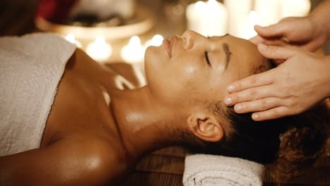 Attractive-Woman-Getting-Spa-Treatment