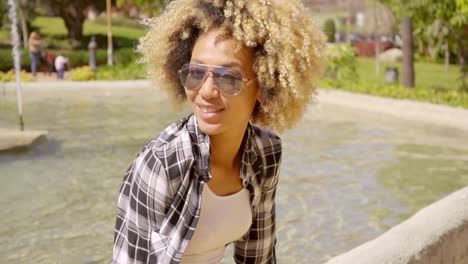 Young-Woman-With-Sunglasses