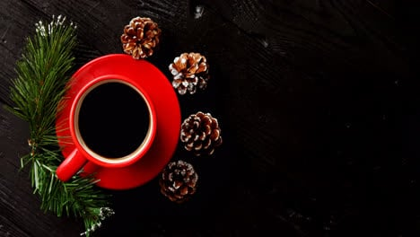 Cup-of-coffee-and-pinecones