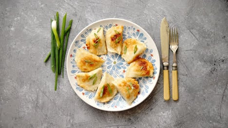 Fried-dumplings-with-meat