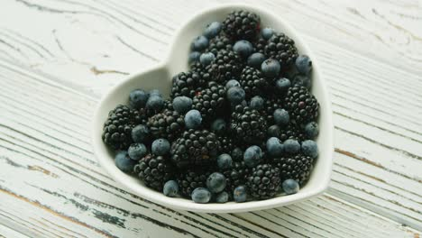 Heart-shaped-bowl-with-berries
