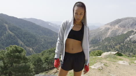 Fit-sporty-female
